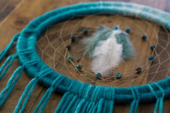 Mermaid Dreamcatcher