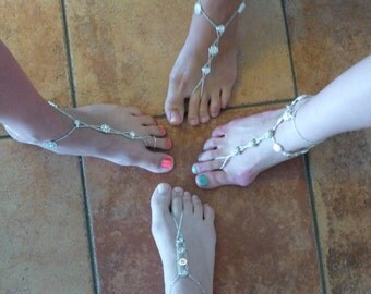 Barefoot Sandal Jewelry