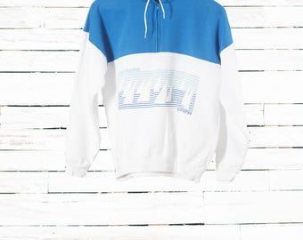 Tourist sail sweatshirt | Vancouver Canada | Sail Boat crewneck | Sail sweatshirt | Tourist nautical sweatshirt | Nautical sail sweater
