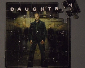 Daughtry CD Cover Magnetic Puzzle