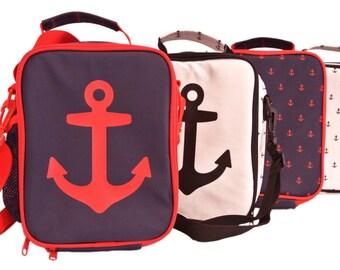 Cute Anchor Lunch Bag