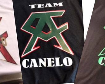 Canelo Shirts