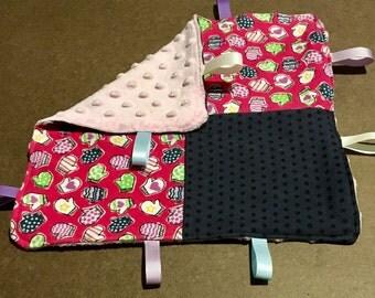 Couvertures à Rubans/Tag Blanket