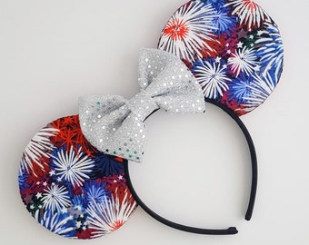 Fireworks Mouse Ears
