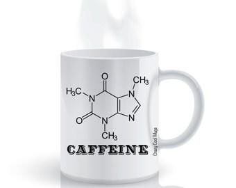 Caffeine Formula Caffeine Coffee Mug