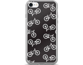Bicycle iPhone Case, Phone Case Bicycle, Bike Phone Case, Protective iPhone Case, iPhone 7 Case, iPhone 6 Case, iPhone 5, Bike iPhone Case