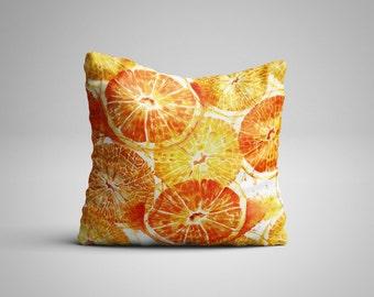 Oranges Cushion.