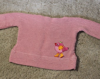 Sweater 100% wool or cotton