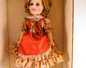 Vintage Shirley Temple 1982 Ideal Doll Company