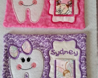 TOOTH FAIRY PILLOWCASES