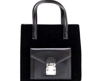 1980s Fendi crossbody bag