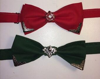 Holiday bow ties