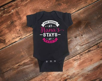 Baby Girl Clothes, Funny Baby Clothes, Baby Shirts, Black Baby Clothes, Black Baby Outfit, Trendy Baby Clothes, Baby Clothes, Nana Shirt