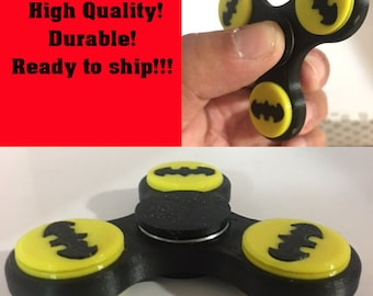 Batman Custom Fidget Hand Spinner Toy