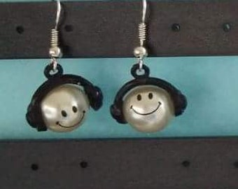 Handmade pendants smiley