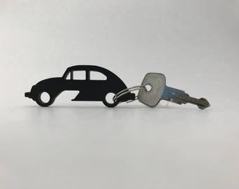 Volkswagen Bug Type 1 Beetle Bottle Opener Keychain