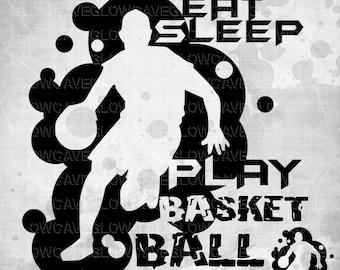 Basketball svg, Basketball svg file, Svg Dxf Png Eps,Silhouette Studio,Cricut Cameo,Cricut File,Svg Files For Cricut,Silhouete Cameo, sports
