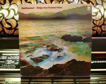 JAZZ RECORD: Paul Desmond - Bridge Over Troubled Water - Vinyl Record - RARE Jazz On Vinyl - Vintage Vinyl Records - Great Gift!