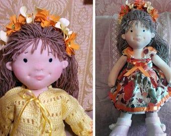 Daniela doll (Born in Moscow, Russia)
