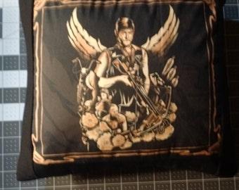 12x12 Daryl Dixon pillow