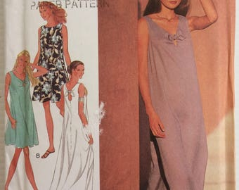 Style sewing pattern 2613 - Misses' 1 hour dress