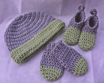 Color Dipped - Infant Gift Set