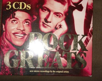 Rock Greats 3 CD set