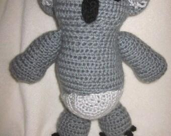 Koala Bear, crochet