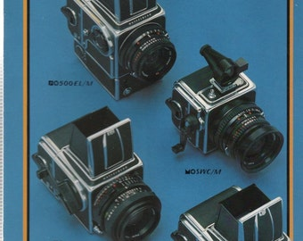 HASSELBLAD Catalog Cameras, Lens and accessories  24 pages
