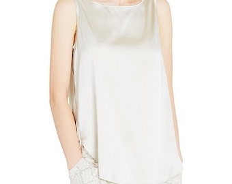 Reversible Silk Camisole