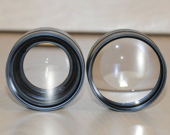 Dejur Wide Angle and Telephoto lenses for AF 35mm