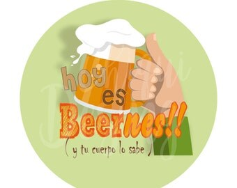 Clipart Hoy es Beernes!  TODAY IS FRIDAY (and your body knows)