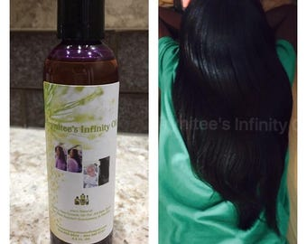 Trynitee's Infinity Oil•Speed Up Healthy Hair Growth 4 oz.