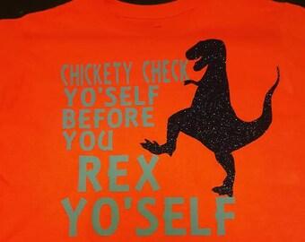 Chickety Check Yo'Self