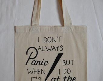 Panic! At The Disco bag