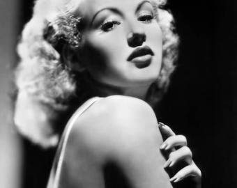 BETTY GRABLE PHOTO #1