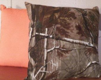 Realtree Camo Decorative Throw Pillow Set Of 2