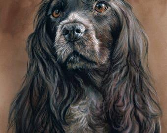 """8"""" x 10"""" / A4 Pet Portrait"""