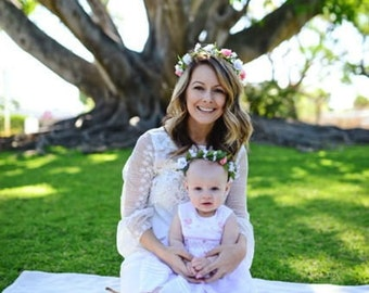 Mommy & Baby Crowns