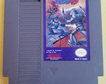 Mega Man 3 NES Game VTG Capcom Nintendo Video Games