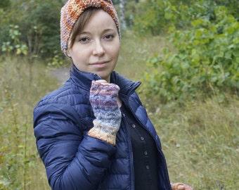 Women's knitted headband / Handmade headband  /Knit headband