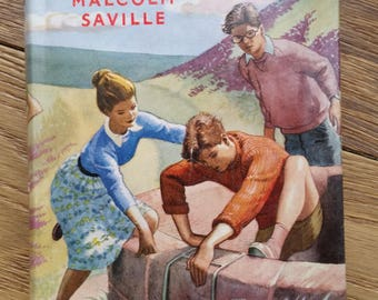 Mystery Mine (A Lone Pine Story) by Malcolm Saville – First Edition - 1959