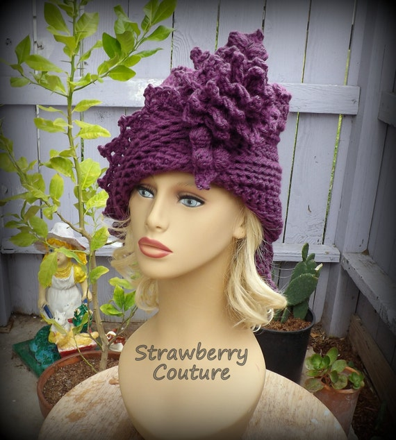 Crochet Pattern Hat 2cab7154994