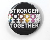 Stronger Together Pin or ...