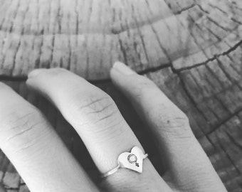 Love Yourself Femme Ring