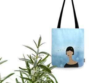 Green spring - Tote bag