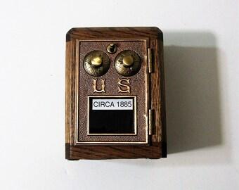 Post Office Box 1885 Door Bank combination lock