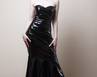 PVC Mermaid Dress-Made to Measure (Your Size)