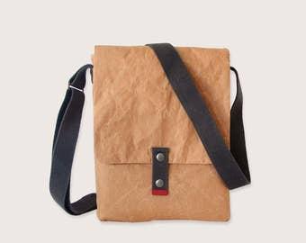 Paper & Cotton Sling Bag