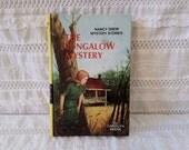 1960 Nancy Drew Book: The Bungalow Mystery by Carolyn Keene